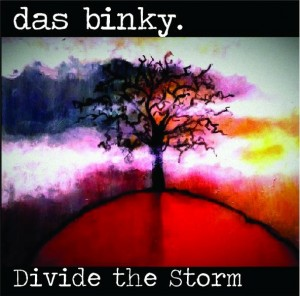 Divide the Storm Album Cover